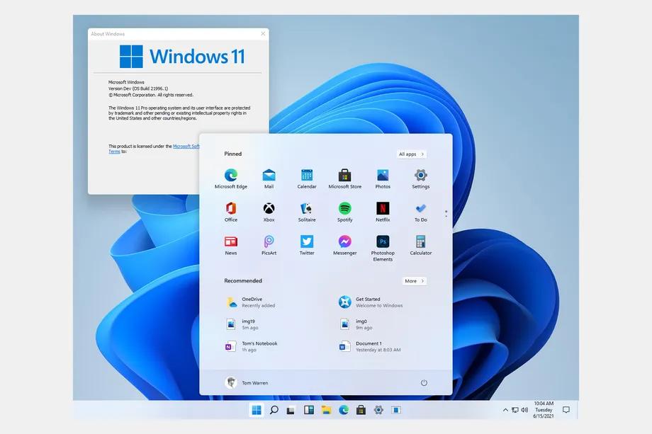 Windows 11 появился в сети - Majordev