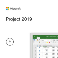 Microsoft Project 2019 Электронная версия