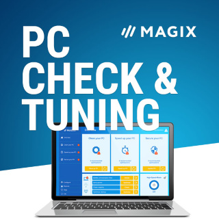 MAGIX PC Check & Tuning Электронная версия