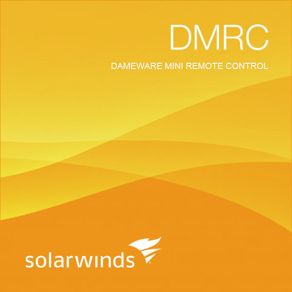 SolarWinds DameWare Mini Remote Control 12 Электронная версия