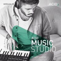 ACID Music Studio 11 Электронная версия