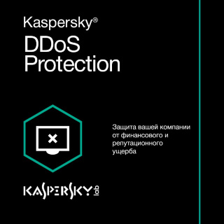 Kaspersky DDoS Protection Электронная версия