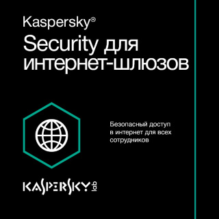 Kaspersky Security для интернет-шлюзов Электронная версия