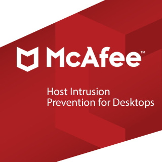 McAfee Host Intrusion Prevention for Desktops with ePO Электронная версия