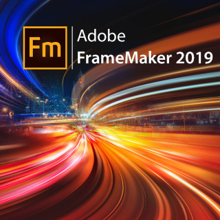 Adobe FrameMaker 2019 Электронная версия
