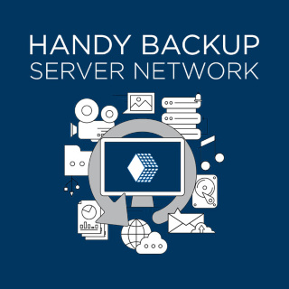 Handy Backup Server Network Электронная версия