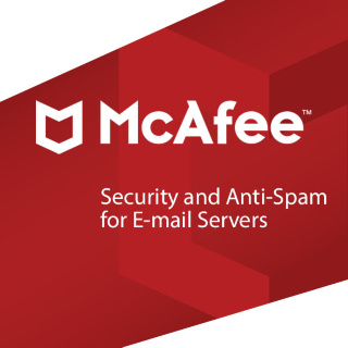 McAfee Security and Anti-Spam for E-mail Servers Электронная версия