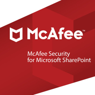 McAfee Security for Microsoft SharePoint Электронная версия