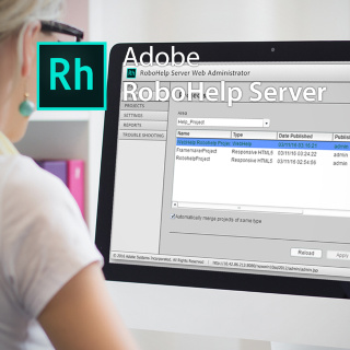 Adobe RoboHelp Server Электронная версия