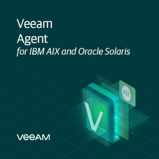 Veeam Agent for IBM AIX and Oracle Solaris Подписка