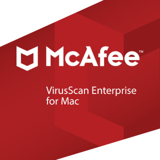McAfee VirusScan for MAC  Электронная версия