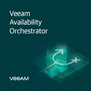 Veeam Availability Orchestrator Подписка