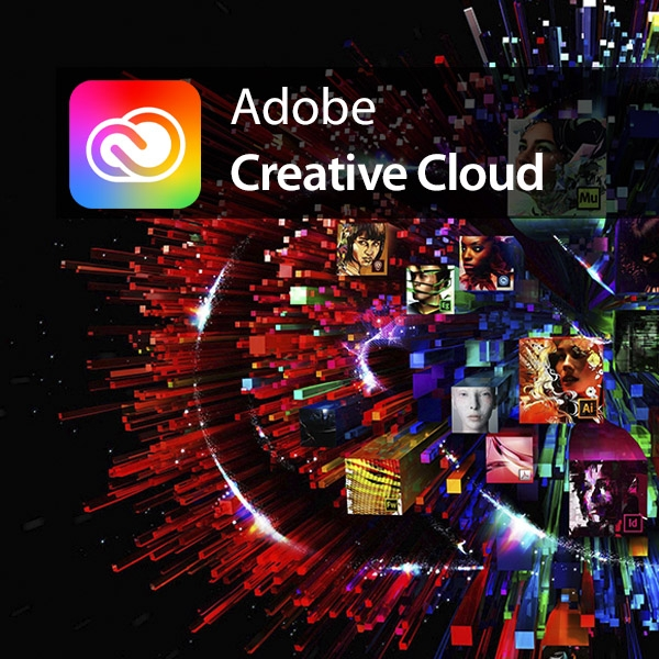 Adobe Creative Cloud for Teams – All Apps 2020