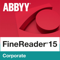 ABBYY FineReader 15 Corporate Электронная версия