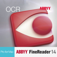 ABBYY FineReader Pro for Mac Электронная версия