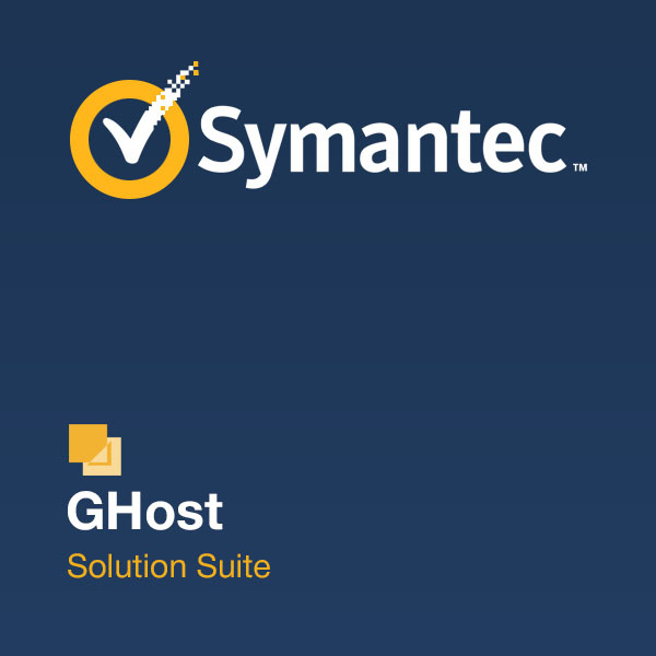Symantec GHost Solution Suite Электронная версия