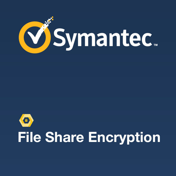 Symantec File Share Encryption Электронная версия