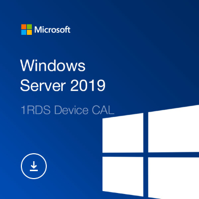 Misrosoft Windows Remote Desktop Services CAL 2019 Single Open NL Device CAL